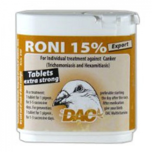 Export Roni 15% Pills